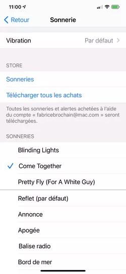 Mettre Une Musique En Sonnerie Iphone Sans Itunes : mettre, musique, sonnerie, iphone, itunes, Mettre, Musique, Sonnerie, IPhone