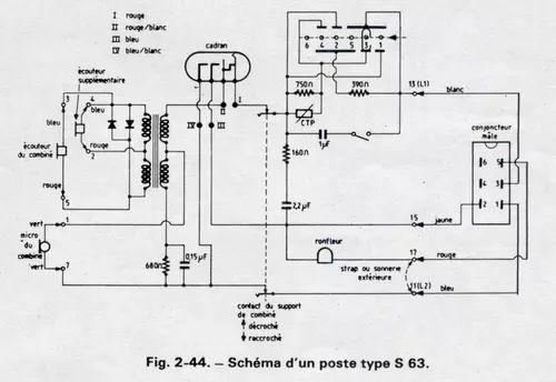 marque schema cablage rj45 telephone