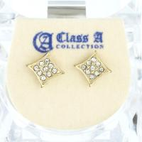 Iced out bling earrings box