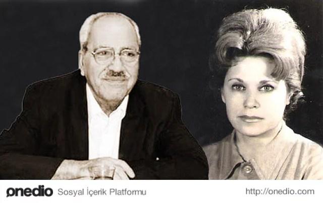 Sezai Karakoç ve Mona Rosa