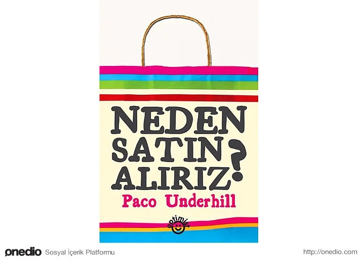 Neden Satın Alırız? - Paco Underhill