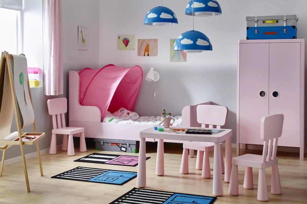 Camerette Ikea Proposte Per Neonati Bambini E Ragazzi