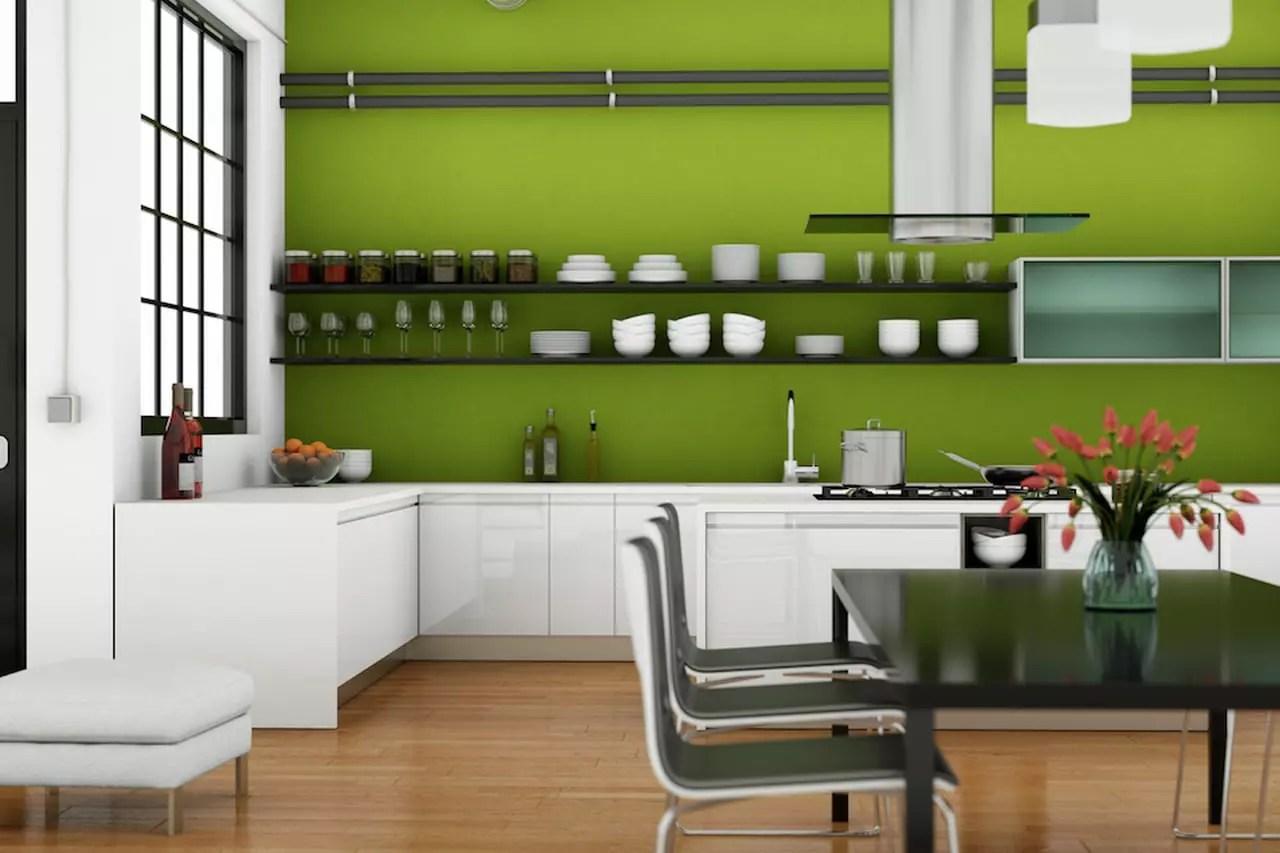 Pareti colorate idee per tutte le stanze