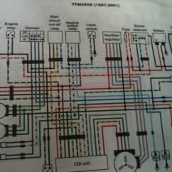 Yamaha Moto 4 80 Wiring Diagram Club Car Precedent 48 Volt Cdi Wire Schematic 90 Carburetor