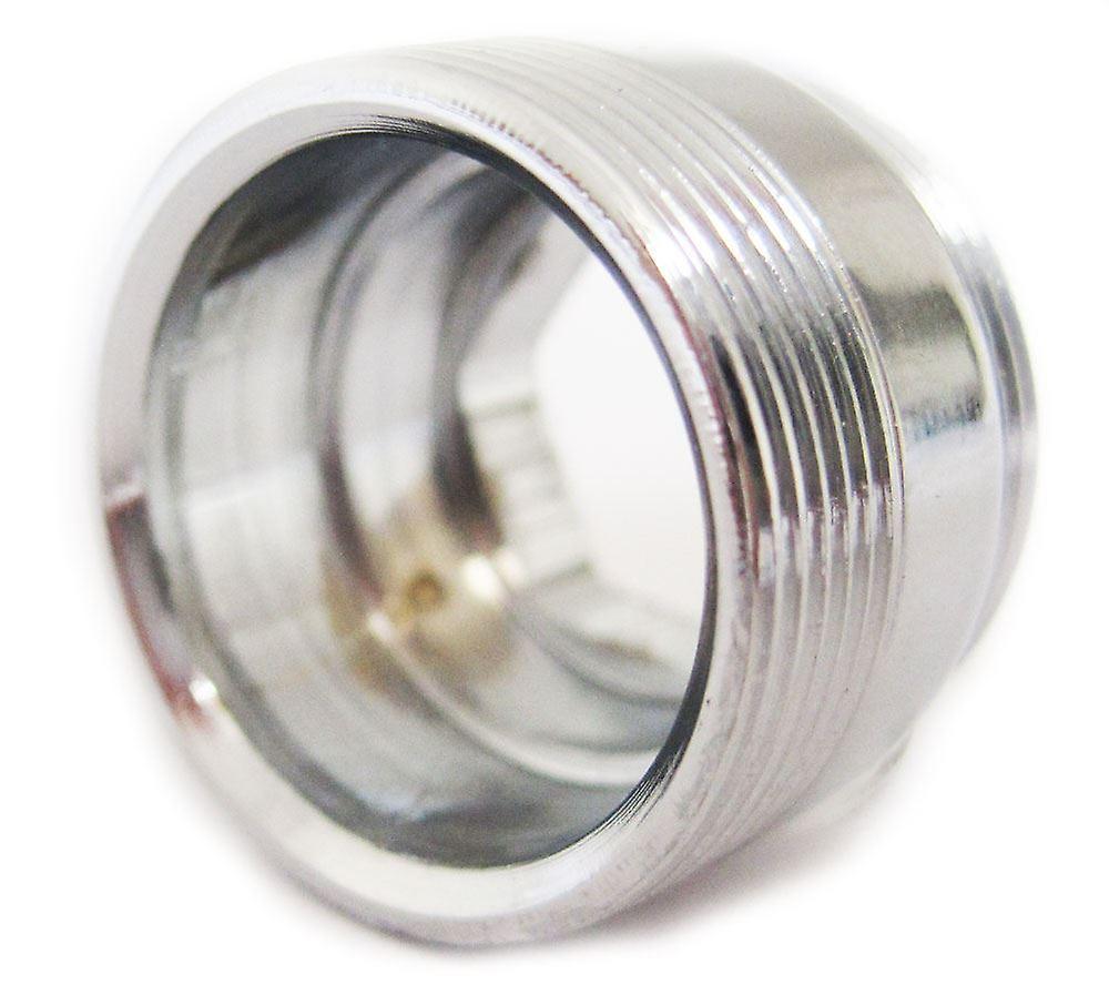 kitchen faucet adapter costco play set 固体金属适配器 用于节水厨房水龙头水龙头曝气器22毫米至24毫米 fruugo 用于节水厨房水龙头水龙头曝气器22毫米