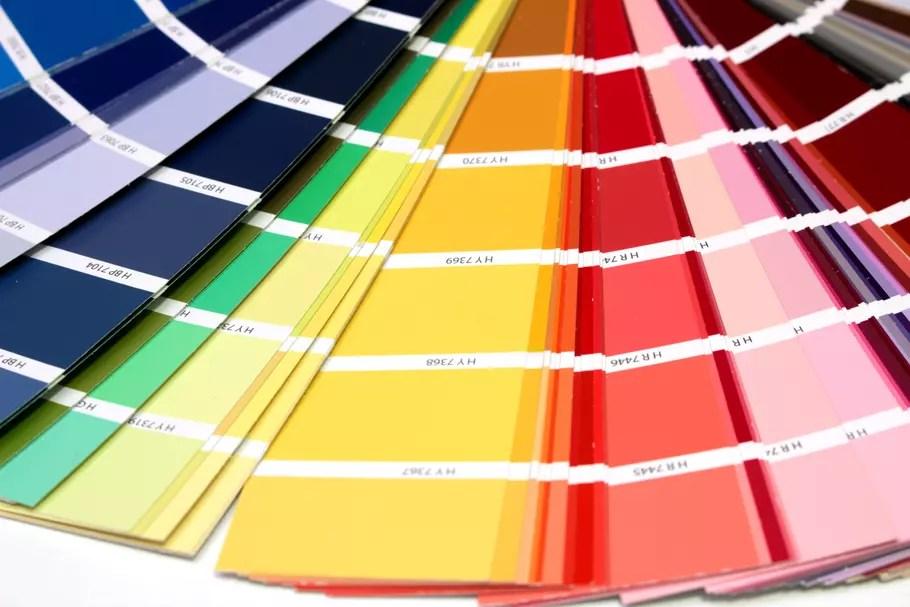 Connatre la symbolique des couleurs en dco