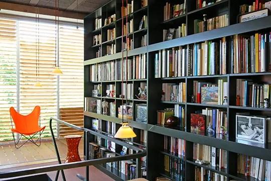 Pice bibliothque