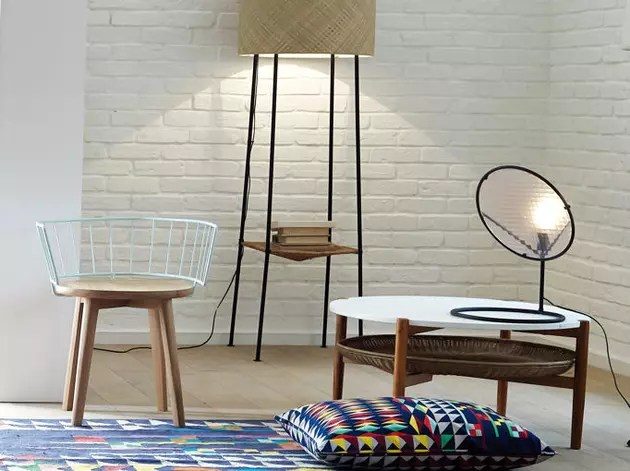Table Basse De Gallery S Bensimon Pour La Redoute
