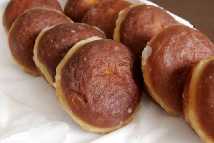 Pounchkis (beignets polonais)