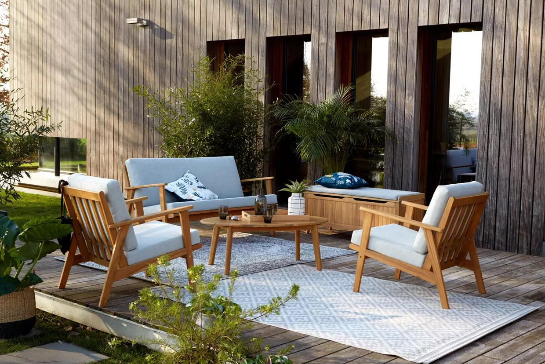 mobilier de jardin la redoute