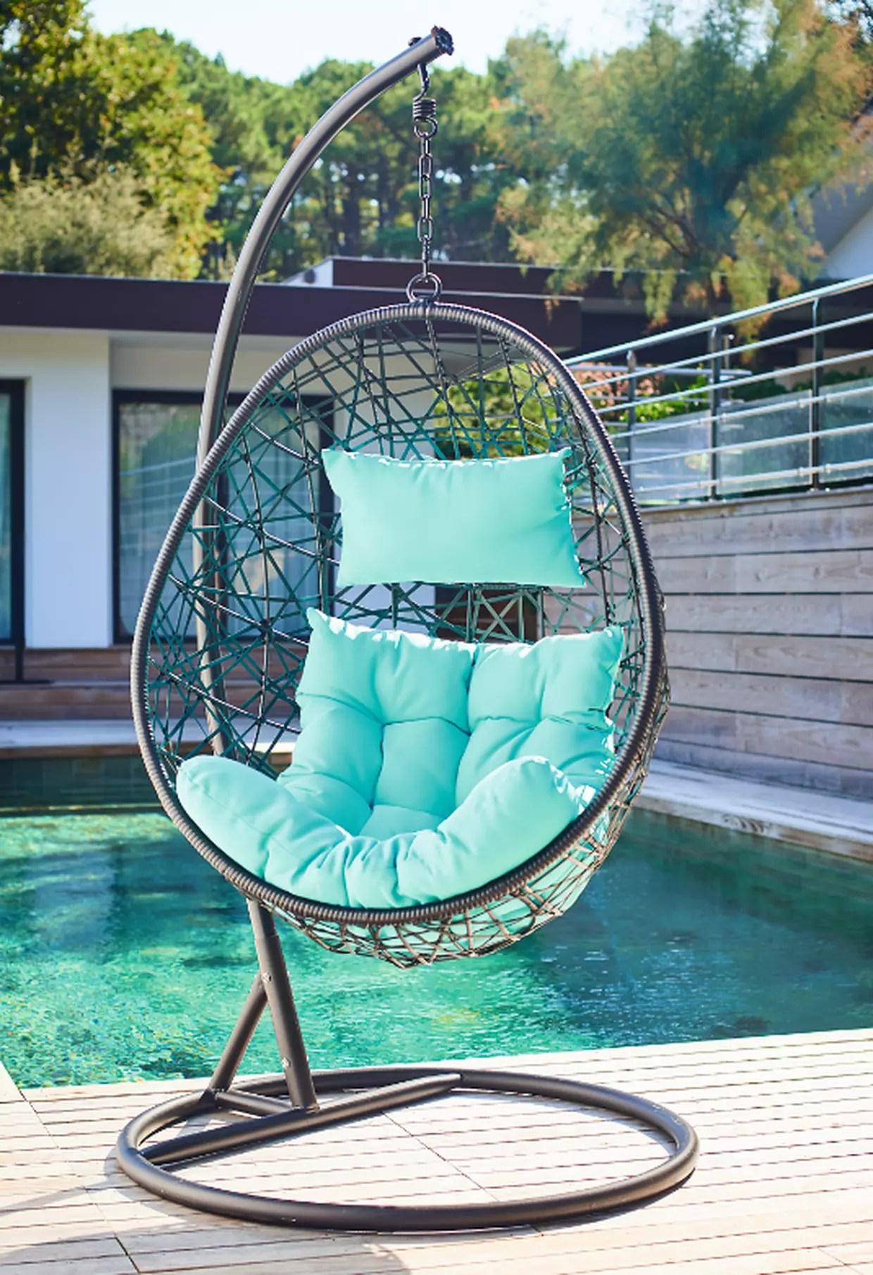 fauteuil œuf de gifi
