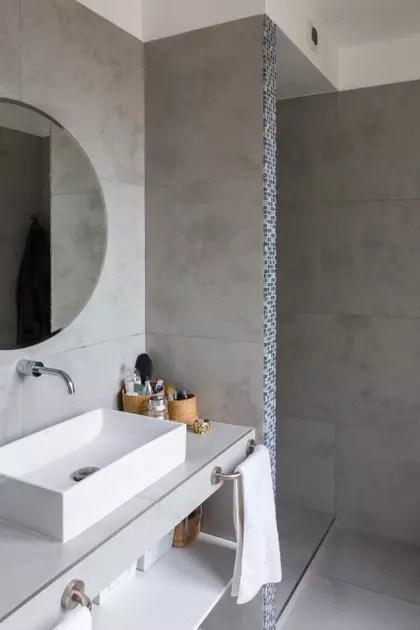 10 exemples de salle de bains grise