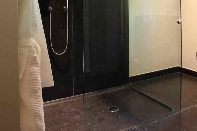 une douche a l italienne soi