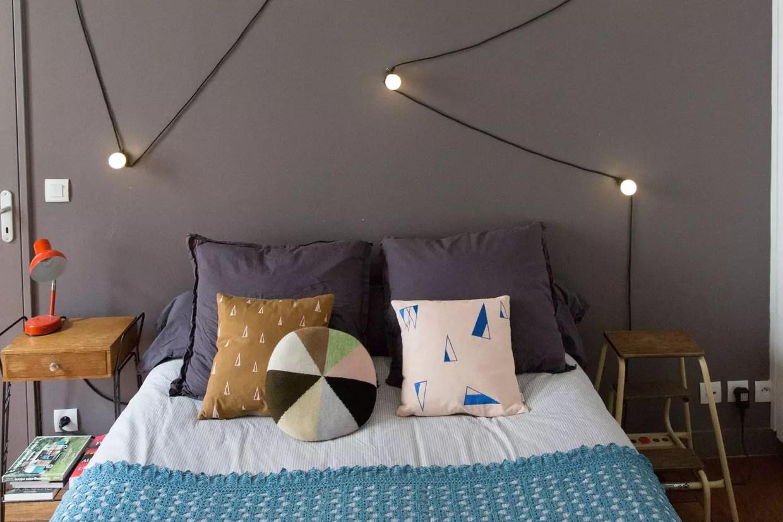 65 idees pour une tete de lit originale