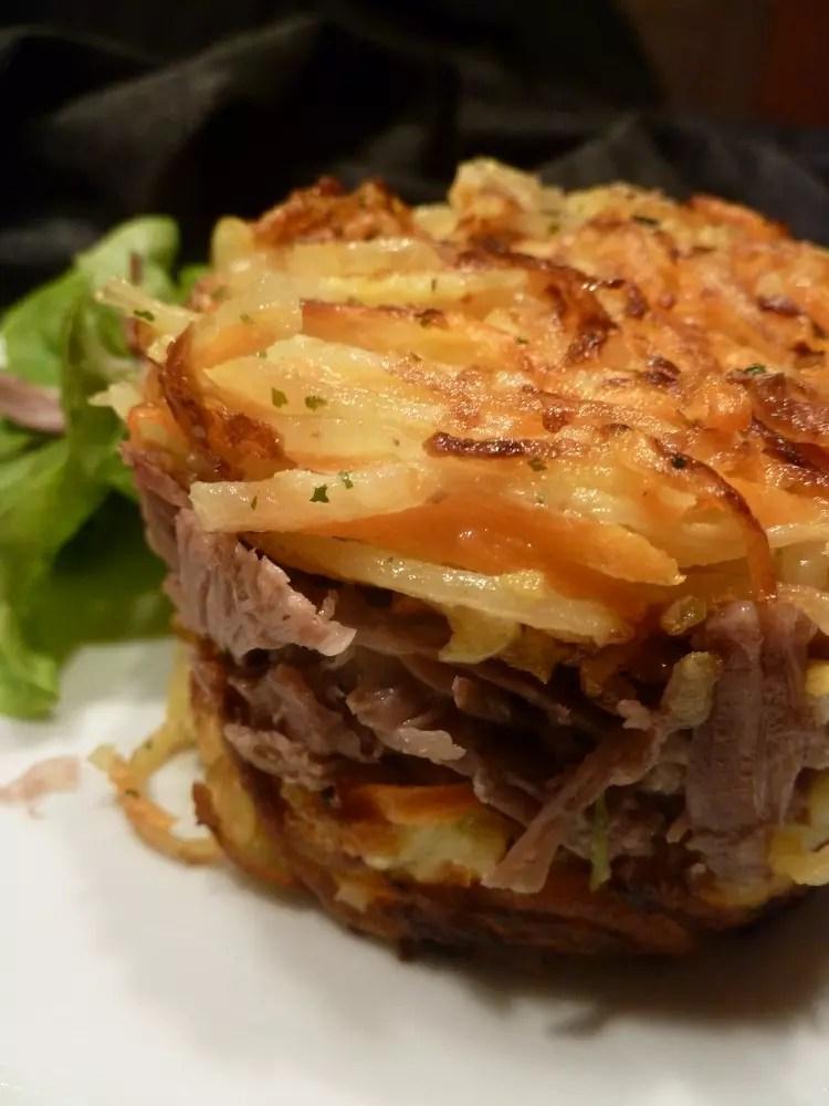 Recette Manchons De Canard : recette, manchons, canard, Recette, Galettes, Légumes, Manchons, Canard, Confit