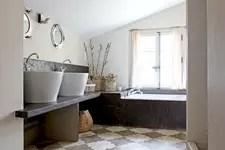 salle de bains moderne petit espace