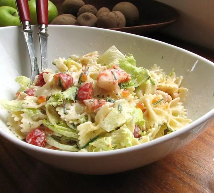 salade de pates la meilleure recette