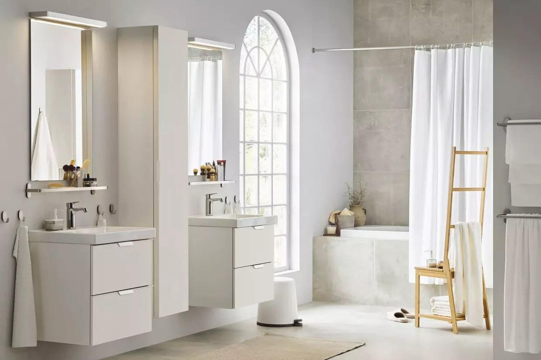 Envie D Une Salle De Bains Ikea Les Nouveautes 2019 Sont La