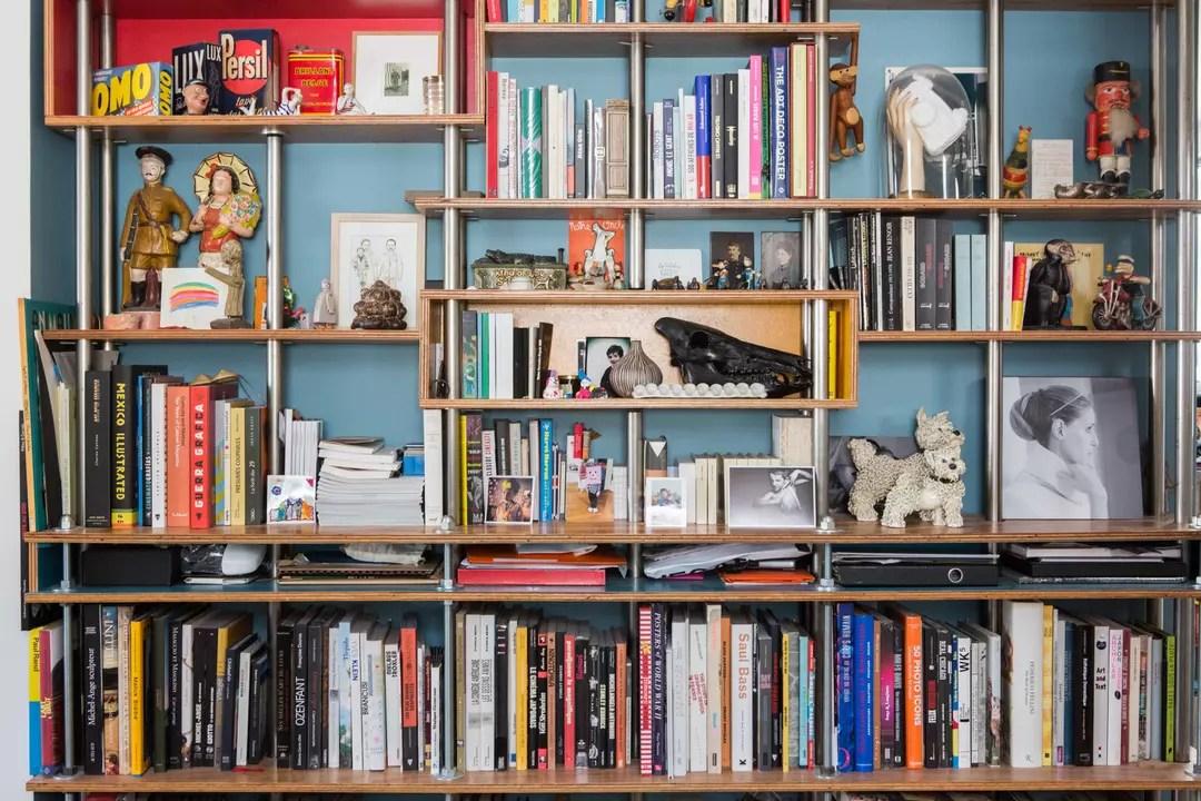 bibliotheque quel emplacement et rangement ideals pour les livres