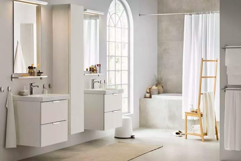 credence ikea salle de bain bright