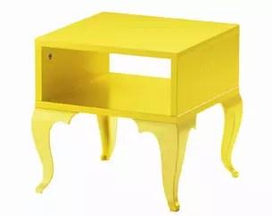 deco en jaune un air d ete