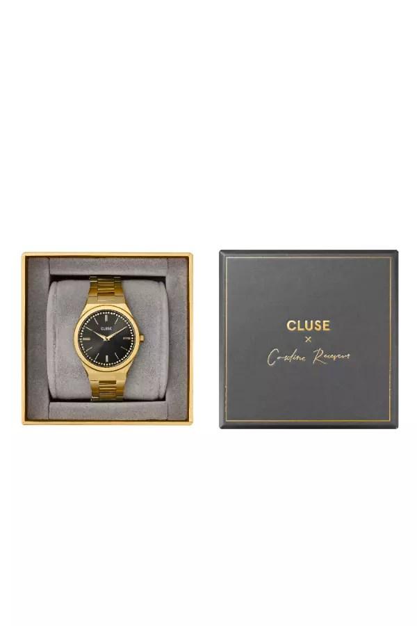 Montre Cluse Caroline Receveur : montre, cluse, caroline, receveur, Montre,