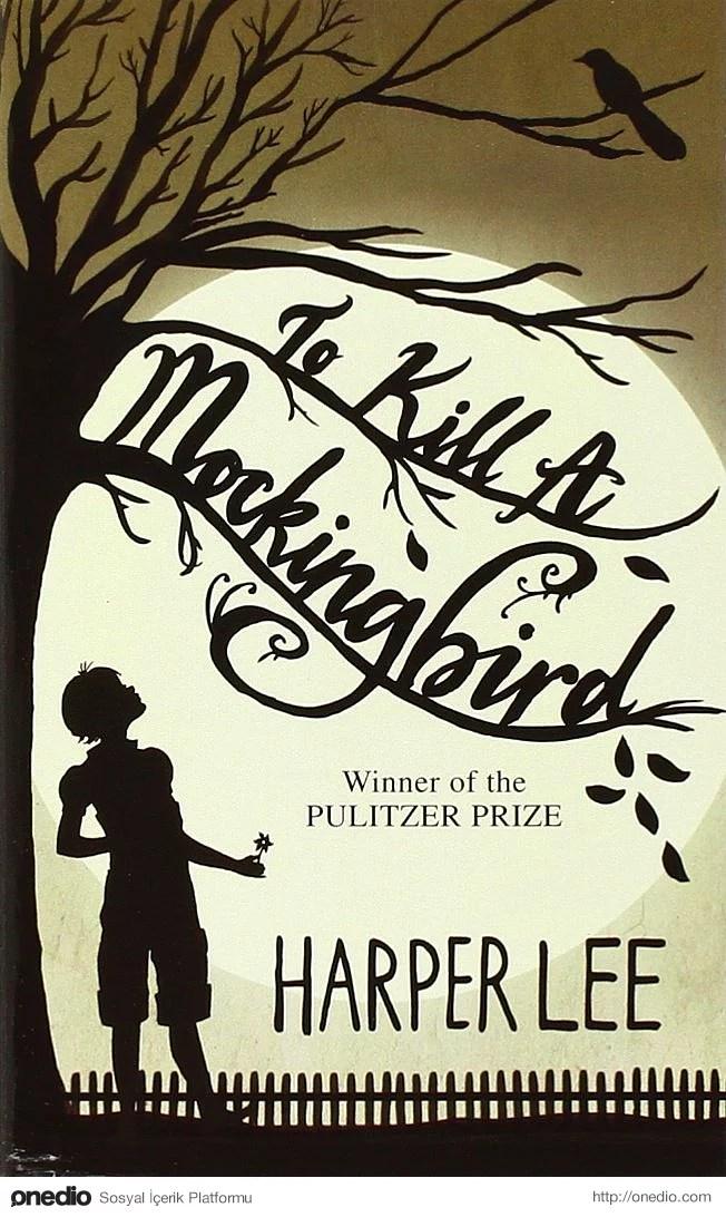 4. Bülbülü Öldürmek – Harper Lee