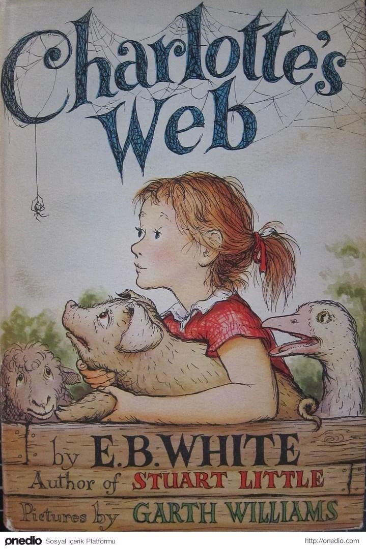 13. Charlotte'un Sevgi Ağı - E.B. White