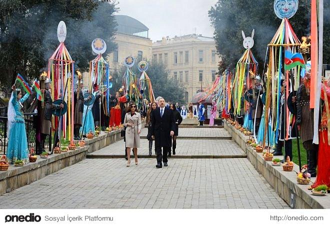 Örneklerle Türk Dünyası'nda Nevruz