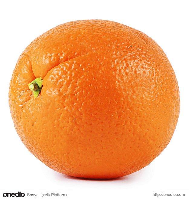 Keyfinizi arttıracak en doğal şeyi deneyin ve portakal kabuğu koklayın.