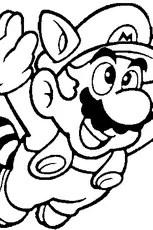Coloriage De Mario 3d Land Coloriage Mario 3d Land Imprimer Sur