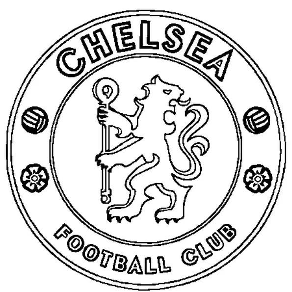 Coloriage Chelsea en Ligne Gratuit à imprimer