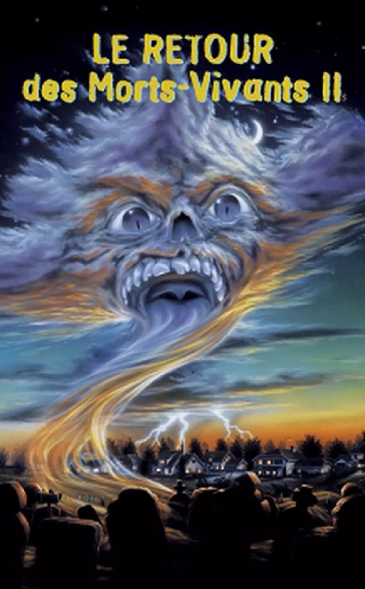 Le Retour Des Morts-vivants 2 : retour, morts-vivants, Retour, Morts-vivants, Bande, Annonce, Film,, Séances,, Streaming,, Sortie,