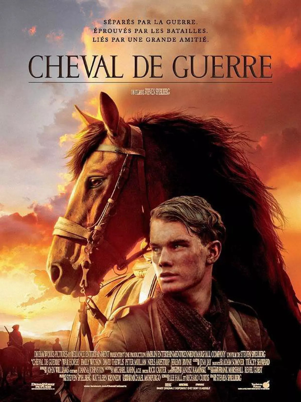 Le Cheval De Guerre Film : cheval, guerre, Cheval, Guerre, Bande, Annonce, Film,, Séances,, Streaming,, Sortie,
