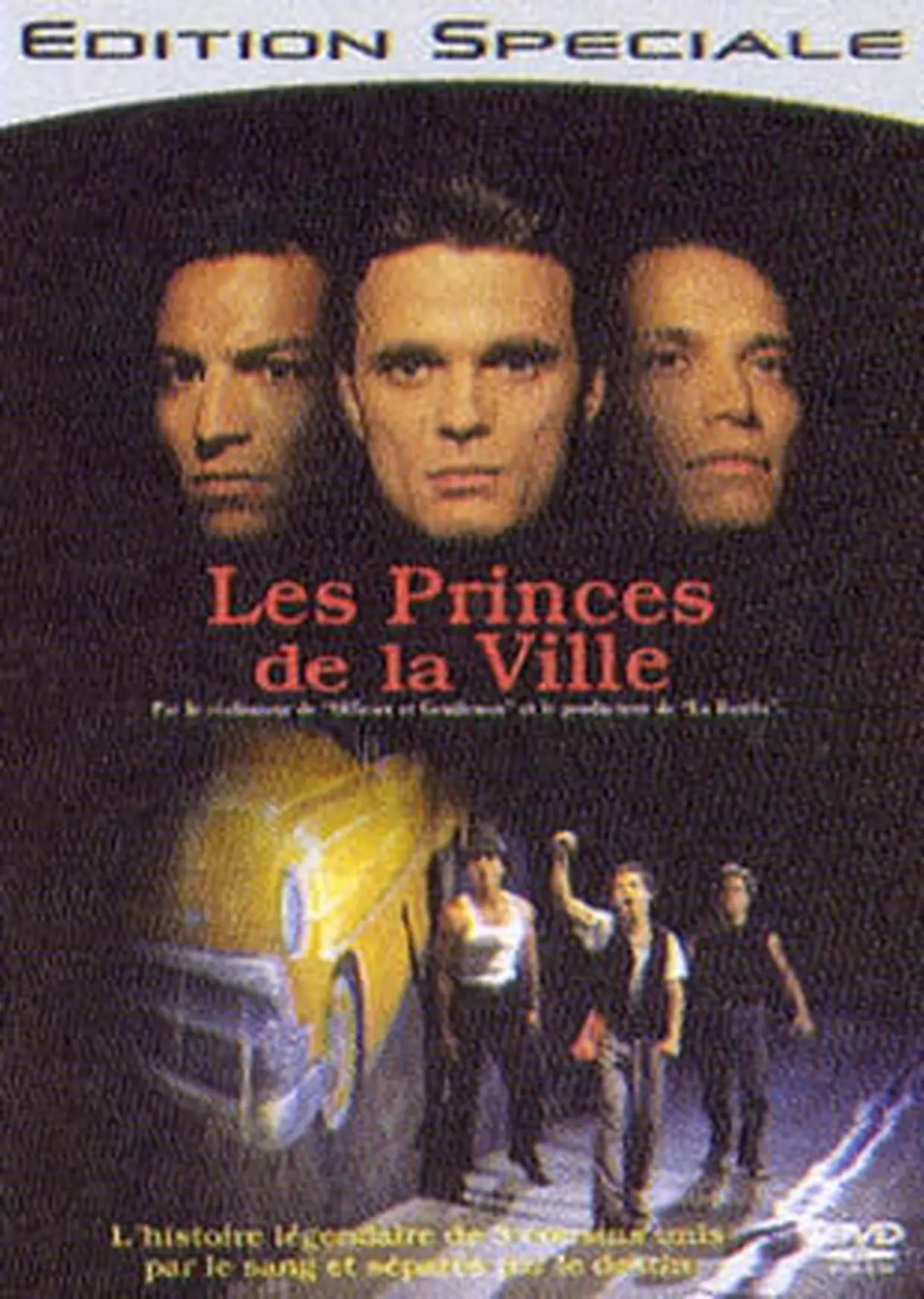 Le Prince De La Ville : prince, ville, Princes, Ville, Bande, Annonce, Film,, Séances,, Streaming,, Sortie,
