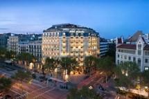 Le Majestic Hotel & Spa Barcelone Espagne