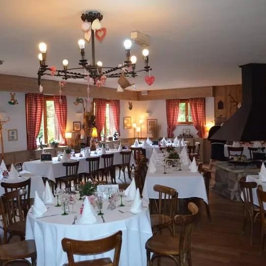 Restaurant Sauloch Restaurant de cuisine traditionnelle  Triembachauval avec Linternaute