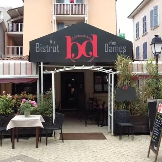 Au Bistrot Des Dames Brasserie  Bistrot  Voiron avec Linternaute