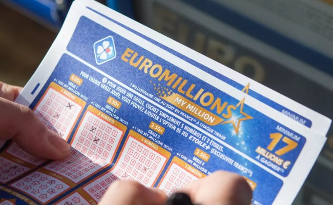 Result Of The Euromillion Fdj The Draw Of Friday November 8, 2019 Online