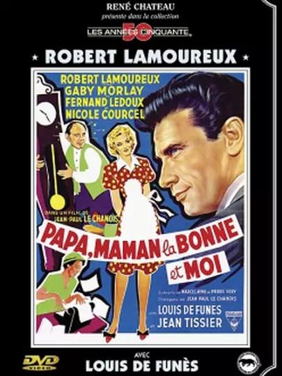 Papa, Maman, La Bonne Et Moi : papa,, maman,, bonne, Papa,, Maman,, Bonne, Bande, Annonce, Film,, Séances,, Streaming,, Sortie,