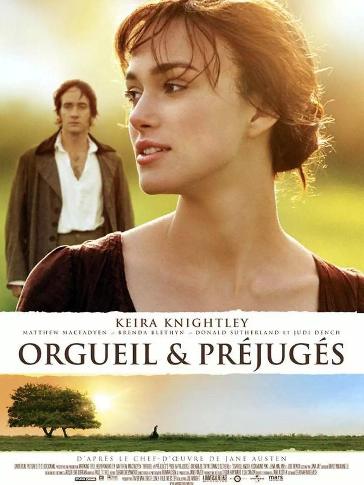Orgueil Et Prejuges Bande Annonce Du Film Seances Sortie
