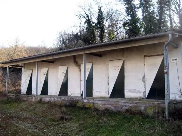 Un stand de tir dans le Limousin