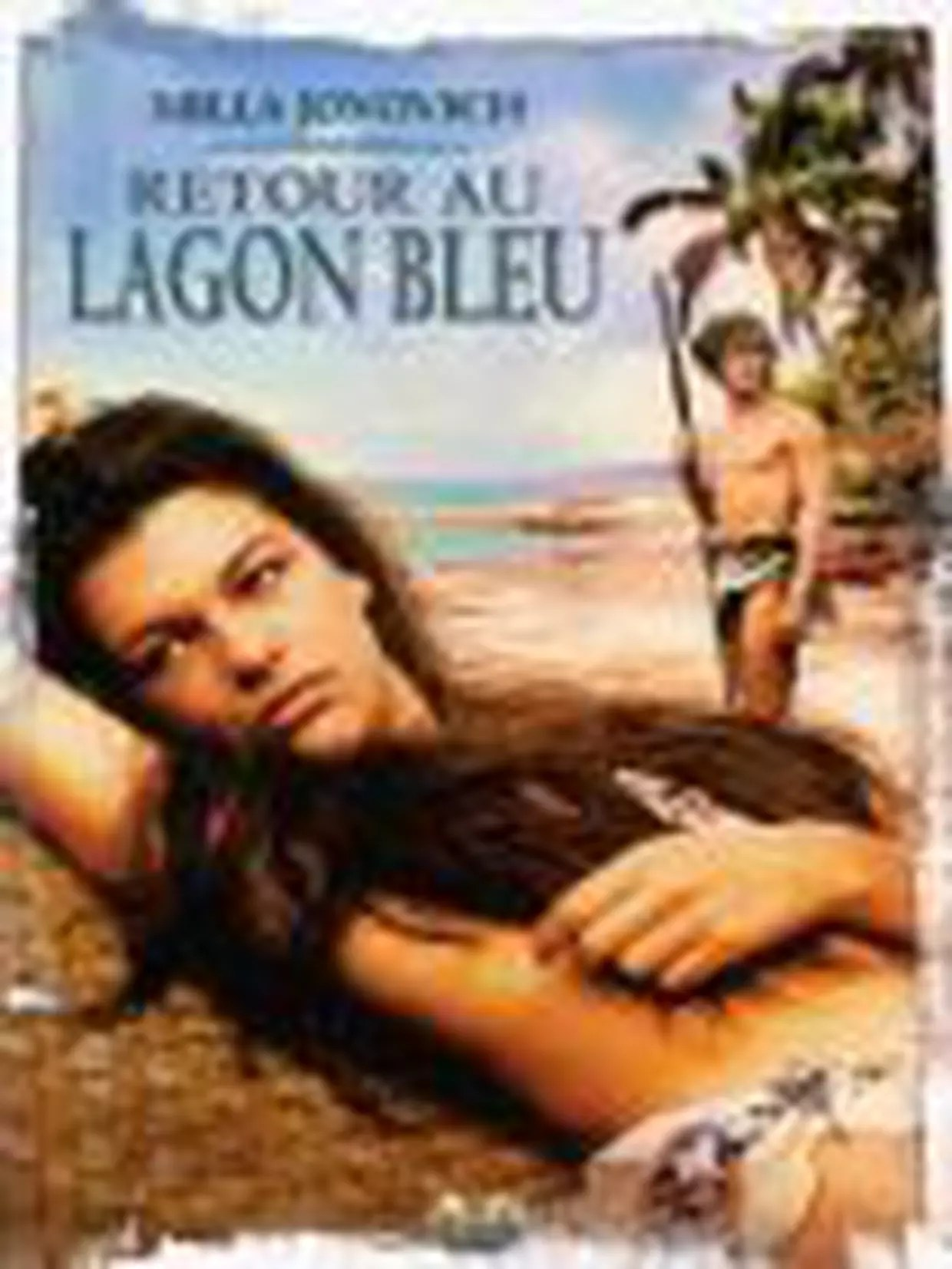 Les Naufragés Du Lagon Bleu Streaming : naufragés, lagon, streaming, Retour, Lagon