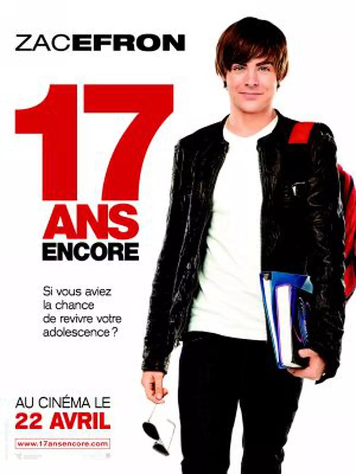 17 Ans Encore Streaming : encore, streaming, Encore, Bande, Annonce, Film,, Séances,, Streaming,, Sortie,