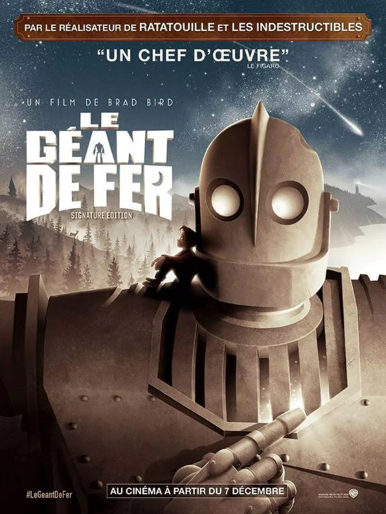 Le Geant De Fer Streaming : geant, streaming, Géant, Bande, Annonce, Film,, Séances,, Streaming,, Sortie,