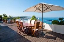 La Penthouse Suite Du Grand Hyatt Cannes Tel Martinez