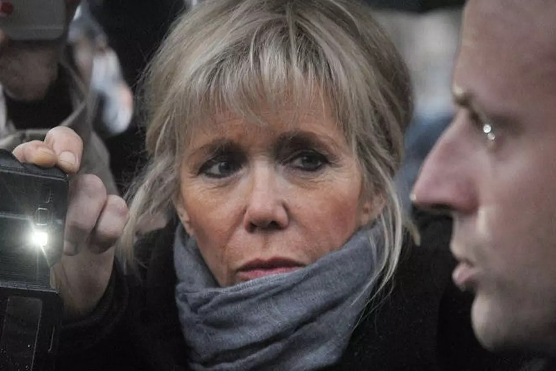 Les Confidences De Brigitte Trogneux Un Joli Coup De Com