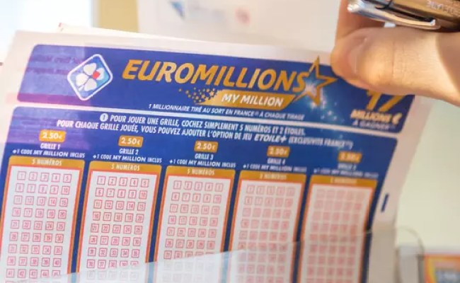 Result Of The Euromillions Fdj The Draw Of Friday January 8, 2021 Online
