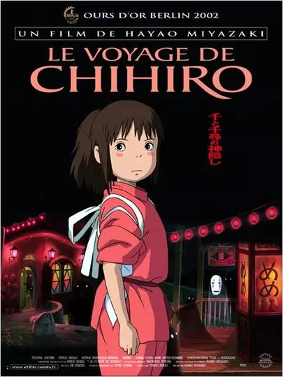 Le voyage de Chihiro Film Complet Streaming Français