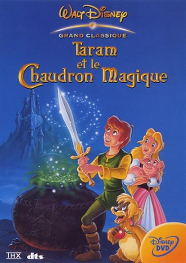 Taram et le chaudron magique : bande annonce du film, séances